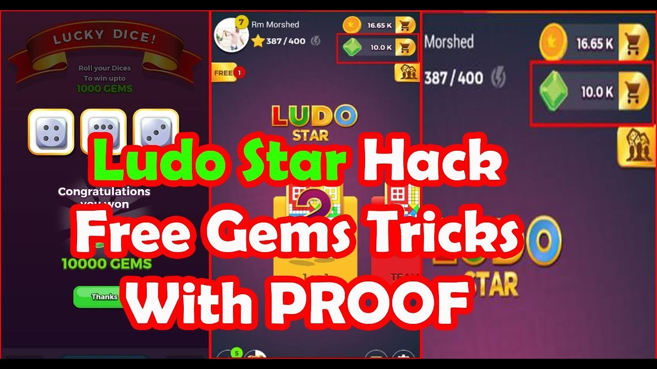How to receive 6 at Ludo Star