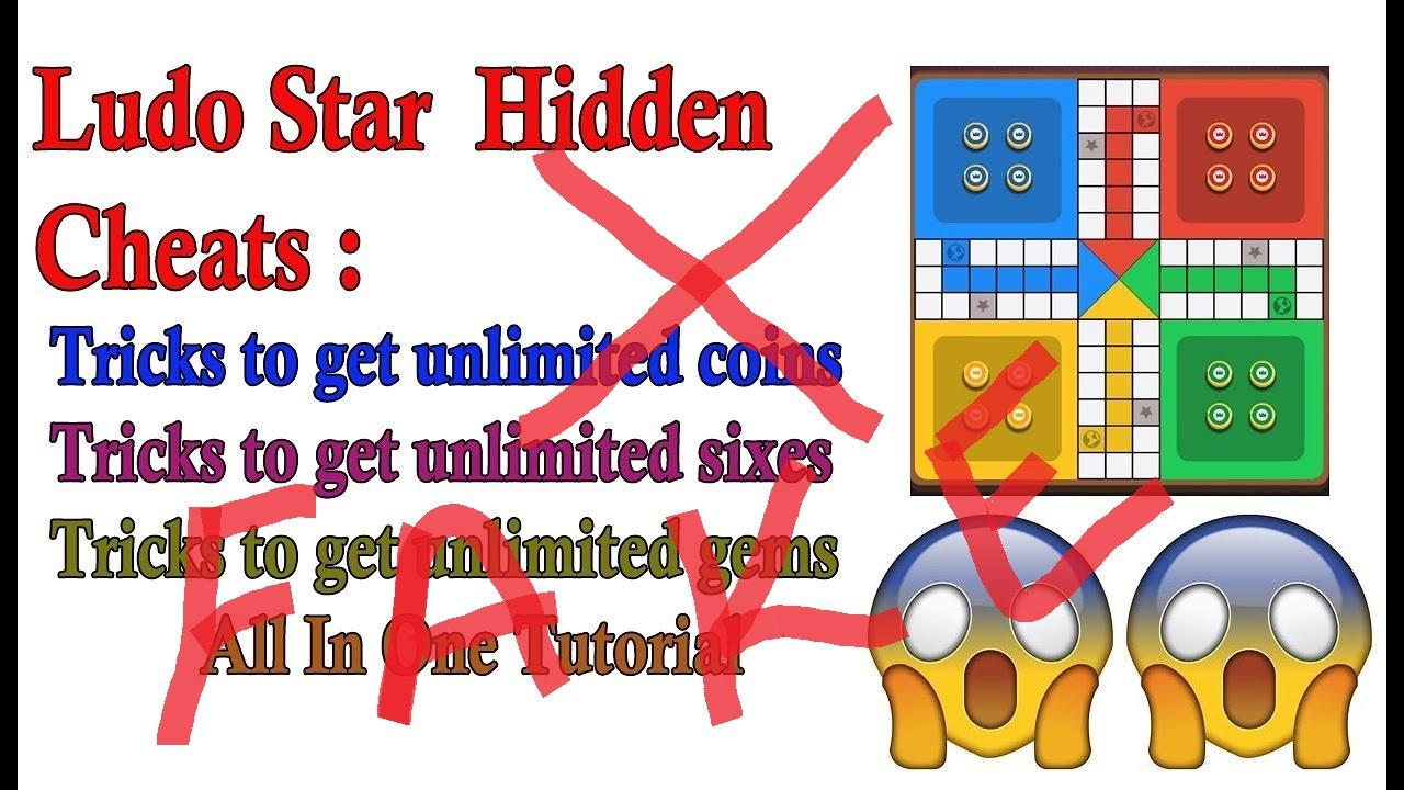 Cheat Console Ludo Star