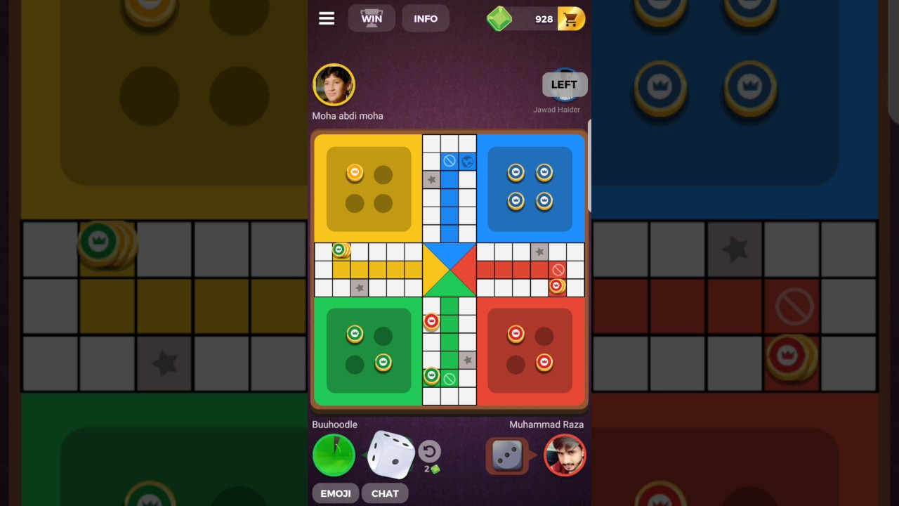 Ludo start quick game winning tricks