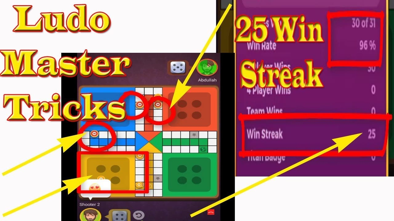 Ludo Star Winning Streak Tricks